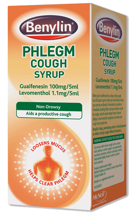 how to get rid of chesty phlegm cough