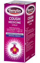 BENYLIN® Cough Medicine